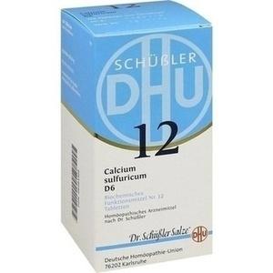 BIOCHEMIE 12 CALC SULF D 6
