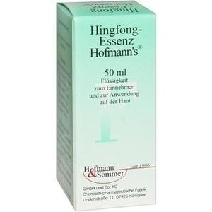 HINGFONG Essenz Hofmann's