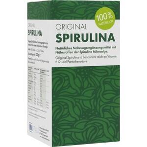 ORIGINAL SPIRULINA Tabletten