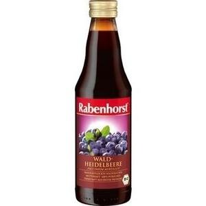 RABENHORST Heidelbeer Muttersaft Bio