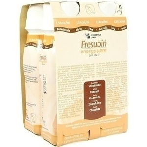 FRESUBIN ENERGY Fibre DRINK Schokolade Trinkfl.