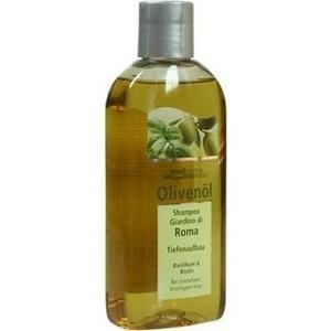 OLIVENÖL Shampoo Giardino di Roma Tiefenaufbau