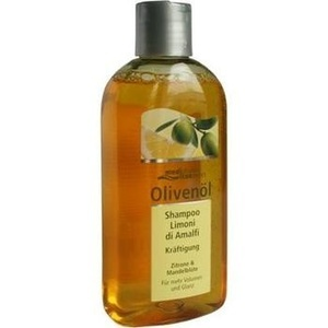 OLIVENÖL Shampoo limoni di Amalfi Kräftigung