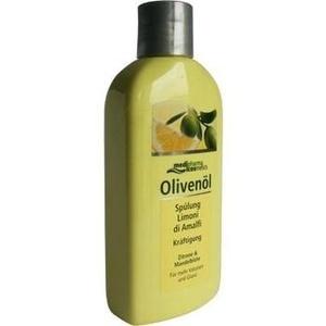 OLIVENÖL Spülung limoni di Amalfi Kräftigung
