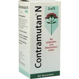 Abbildung von Contramutan N  Saft