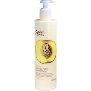 CLAIRE FISHER Natural Classic samtig zarte Pfirsich Bodylotion