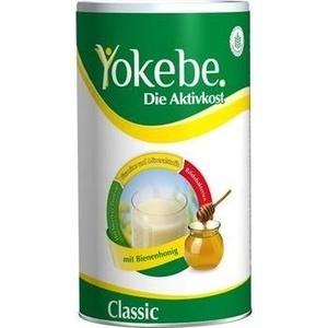 YOKEBE Classic Pulver