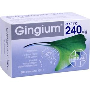 GINGIUM extra 240 mg Filmtabletten
