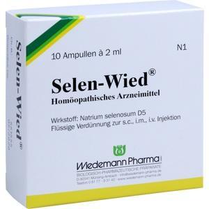 SELEN WIED Ampullen