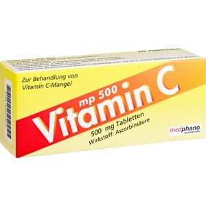 VITAMIN C MP 500 Tabletten