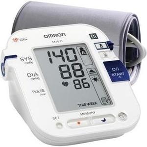 OMRON M10IT Oberarm Blutdruckmessg.+PC Schnittst.