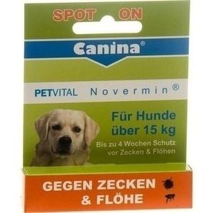 PETVITAL Novermin flüssig f.Hunde über 15 kg