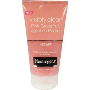 NEUTROGENA Visibly Clear Pink Grapef.tägl.Peeling