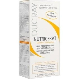 DUCRAY NUTRICERAT Ultra nutritiv Shamp.trock.H.