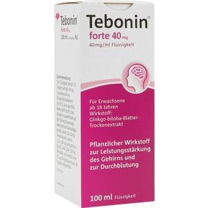 TEBONIN forte 40 mg Lösung