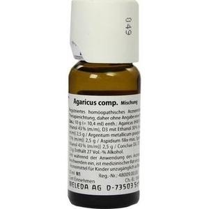 AGARICUS COMP.Dilution