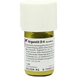 ARGENTIT D 4 Trituration