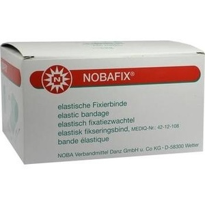 NOBAFIX Fixierbinden elast.8 cmx4 m