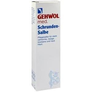 GEHWOL MED Schrunden-Salbe