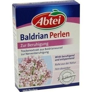 ABTEI Baldrian Perlen