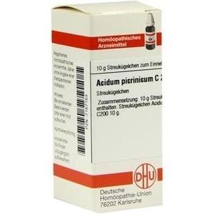 ACIDUM PICRINICUM C 200 Globuli