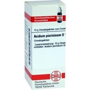 ACIDUM PICRINIC D12