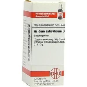 ACIDUM SALICYL D12