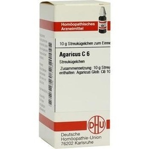 AGARICUS C 6