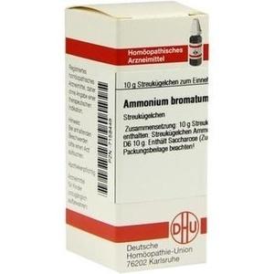 AMMONIUM BROMAT D 6