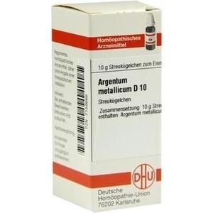ARGENTUM MET D10