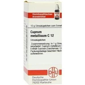 CUPRUM MET C12