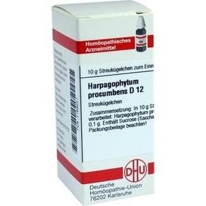 HARPAGOPHYTUM PROCUMBENS D 12 Globuli