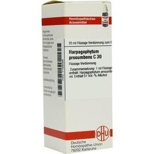 HARPAGOPHYTUM PROCUMBENS C 30 Dilution