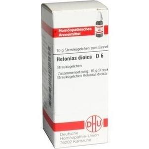 HELONIAS DIOICA D 6 Globuli