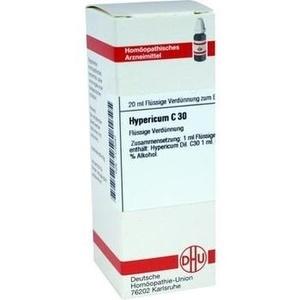 HYPERICUM C 30 Dilution