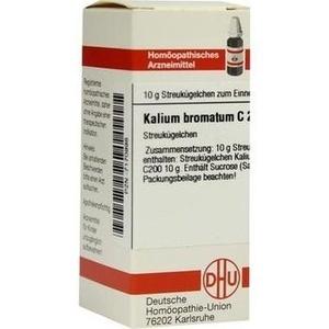 KALIUM BROMATUM C 200 Globuli