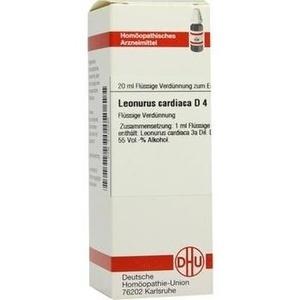 LEONURUS CARDIACA D 4 Dilution
