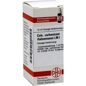 LM CALCIUM carbonicum Hahnemanni I Dilution