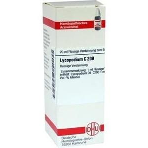 LYCOPODIUM C 200 Dilution