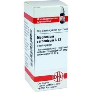MAGNESIUM CARBONICUM C 12 Globuli