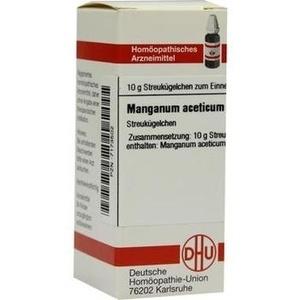 MANGANUM ACETICUM C 30 Globuli