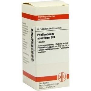 PHELLANDRIUM AQUATICUM D 3 Tabletten