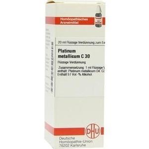 PLATINUM METALLICUM C 30 Dilution