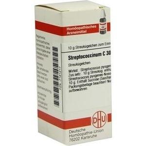 STREPTOCOCCINUM C 30 Globuli