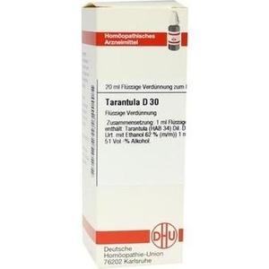 TARANTULA D 30 Dilution
