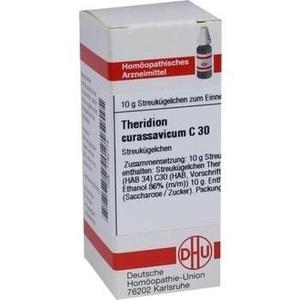 THERIDION curassavicum C 30 Globuli