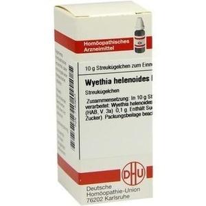 WYETHIA HELENIOIDES D 6 Globuli