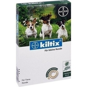 KILTIX Halsband f.kleine Hunde