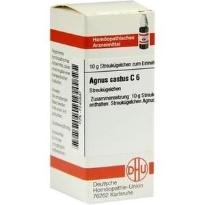 AGNUS CASTUS C 6
