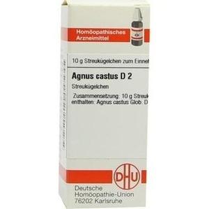 AGNUS CASTUS D 2
